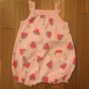 Watermelon Bubble One Piece